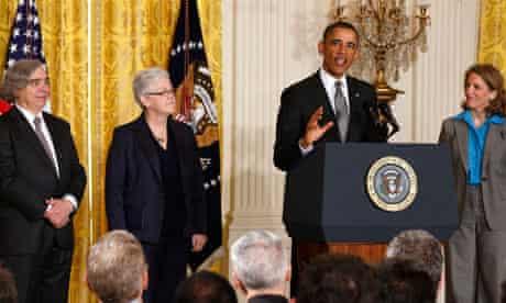 Barack Obama new cabinet nominees