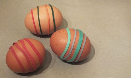 How To Dye Eggs For Easter Life And Style The Guardian