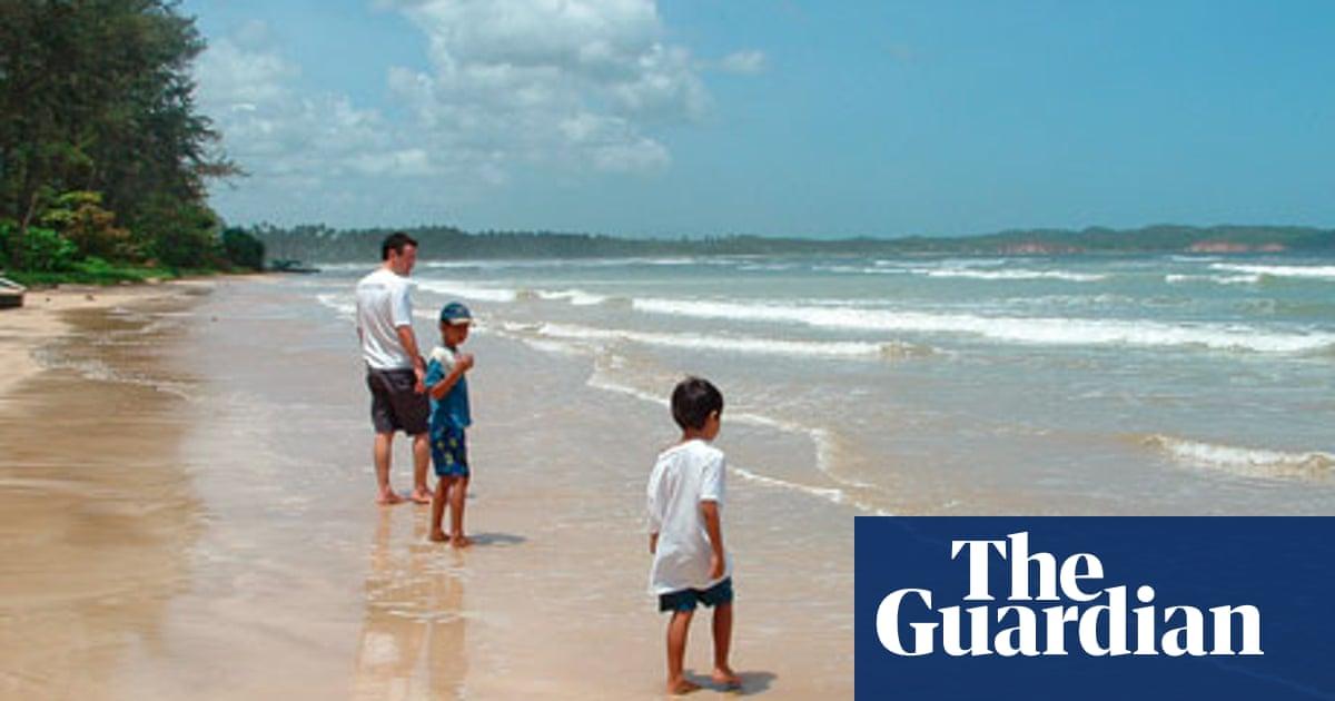 Tsunami The Terrible Toll World News The Guardian