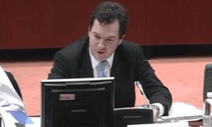 George Osborne at Ecofin, March 5 2013