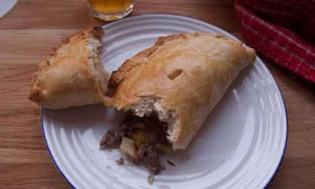 Felicity Cloake's perfect Cornish pasty.