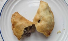 Ann Pasco's Cornish Recipes Old and New pasty