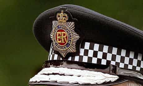 Greater Manchester police crest