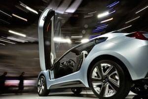 Geneva motor show: The new Subaru Concept car