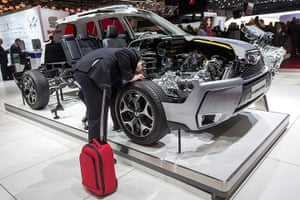 Geneva motor show: 83rd Geneva International Motor Show