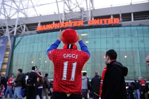 Utd v Real: Manchester United v Real Madrid