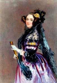 """""""Ada Lovelace"""" Byron Trailblazers"""