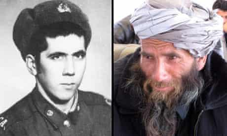 Soviet soldier found in Afghanistan