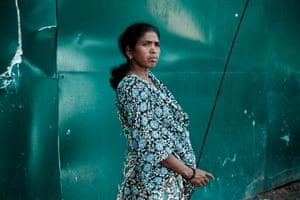 Soni Sori in Chhattisgarh state, India