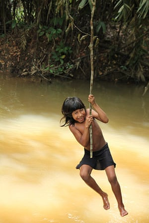 Survival International : UN Women's Day Tribal heroines
