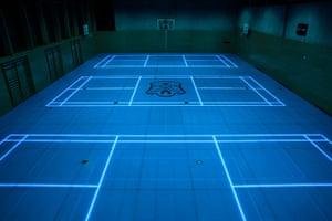 Beautiful Games: Illumintaed flooring