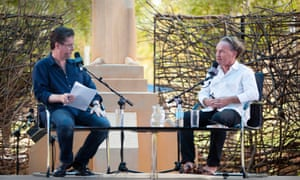 Melbourne based author Tony Birch discusses his novel Blood with ABC radio host Richard Fidler