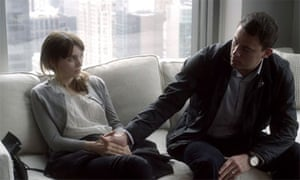 Rooney Mara and Channing Tatum in Side Effects