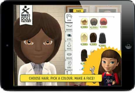 Makies Doll Factory app