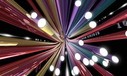 High speed broadband fibreoptics