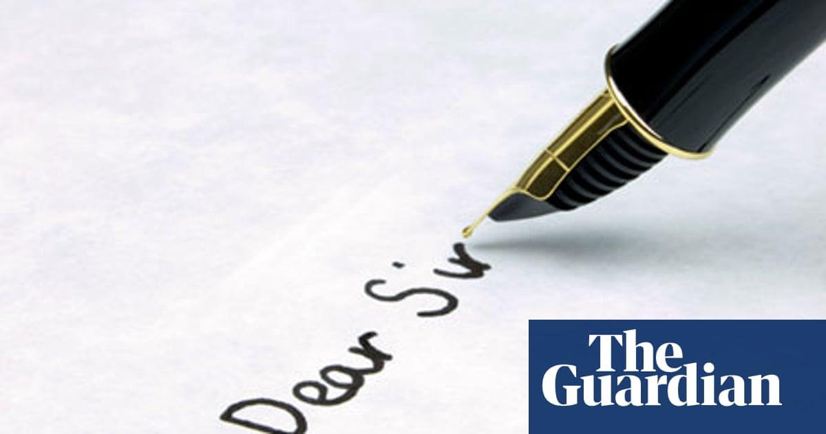 Secret Teacher: a letter of application for the minister of