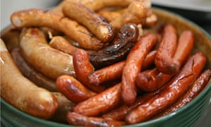 Are Sausages Bad For You Food The Guardian