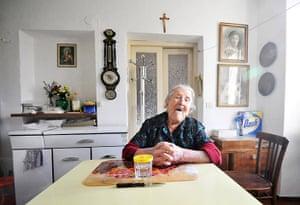 Old people: Emma Morano