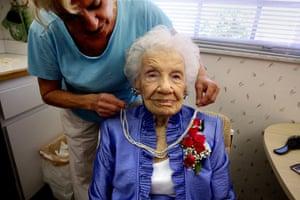 Old people: Elsie Thompson