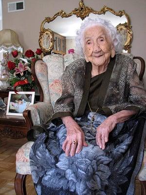 Old people: Soledad Mexia