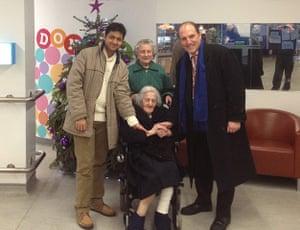 Old people: 113 year old Grace Jones