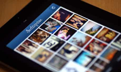 Instagram on IPad