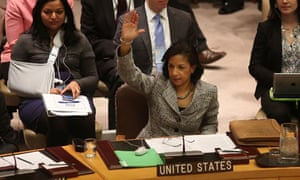 Susan Rice North Korea sanctions