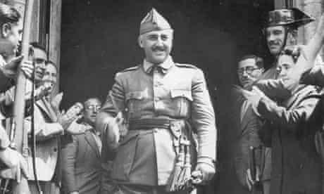 General Franco in 1936
