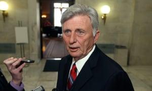 Arkansas governor Mike Beebe