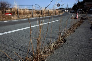 Fukushima anniversary: nuclear disaster exclusion zone