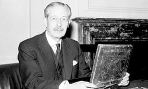 Harold Macmillan as chancellor