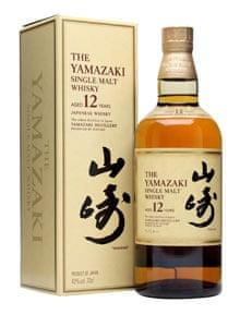 Yamazaki whisky from Japan