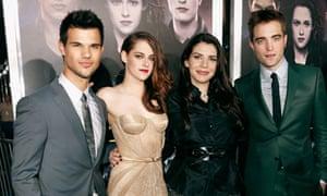 Breaking Dawn - Part 2 premiere in LA.