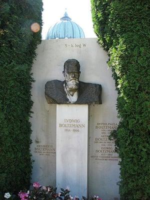 Readers' 10: Ludwig Boltzmann