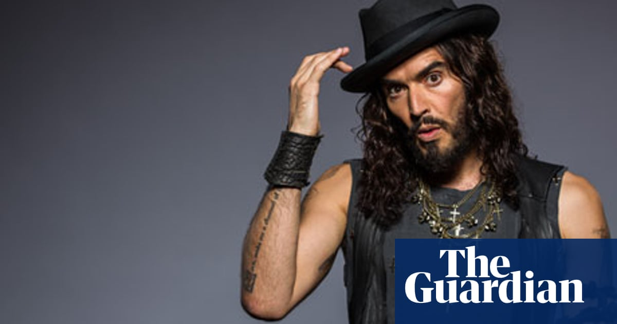 41824fda Russell Brand: my life without drugs | Culture | The Guardian