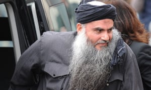 Abu Qatada, pictured after his release from Long Lartin prison
