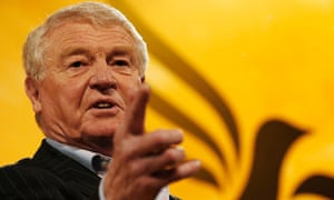 Paddy Ashdown speaks at the Liberal Democrat spring conference in Brighton