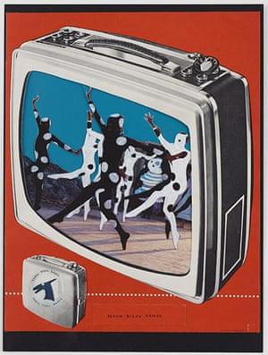 Marcel Dzama: The Portable Death Disco Dance, 2013