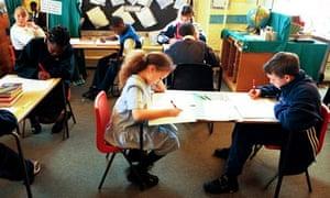 Primary school tests