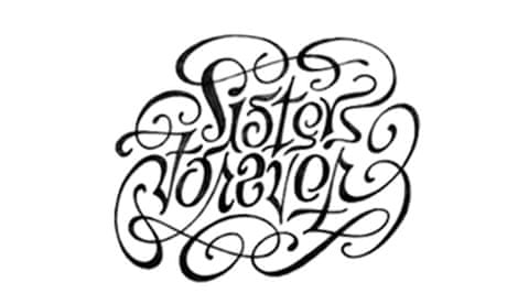 Ambigrams The Upside Down Art Of The Artist Who Inspired Dan Brown