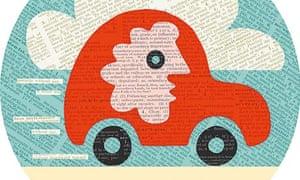 What thinking: literary agent