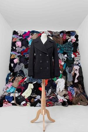 Waste to worth - Gallery: Shwop coat