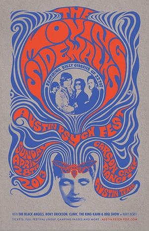 agoodlook1304: The Moving Sidewalks poster