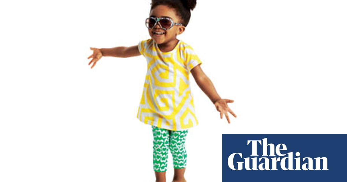 The Kids Are All Bright Diane Von Furstenberg Does Children S Wear Children S Clothes The Guardian
