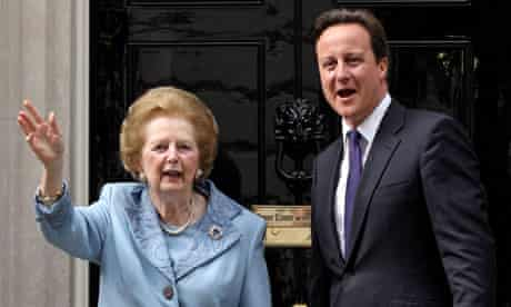 Thatcher and Cameron