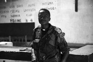 Minova DRC rape: Lt Colonel Kubuta Shemusobyo Aarom is a military priest