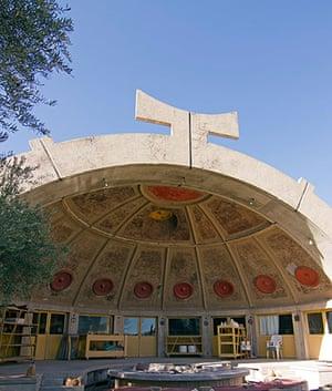 Paolo Soleri: Arcosanti in Arizona
