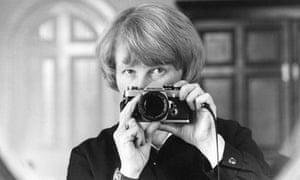 GNM Archive Jane Bown self portrait