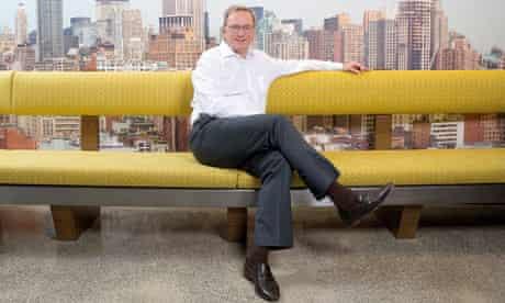 Eric Schmidt, Google CEO