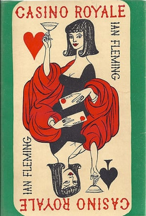 Casino Royale: Casino Royale - British, Cape, Fourth Printing, Fourth Printing, 1957, Jonathan Cape.